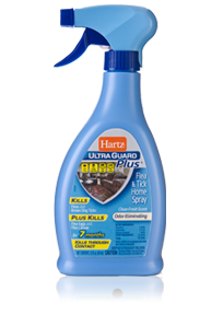 Hartz UltraGuard Flea and Tick Spray for Homes