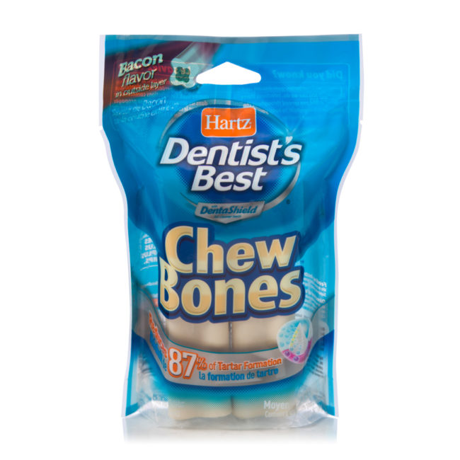Dental treat and chewbone for dogs, Hartz SKU 3270001162