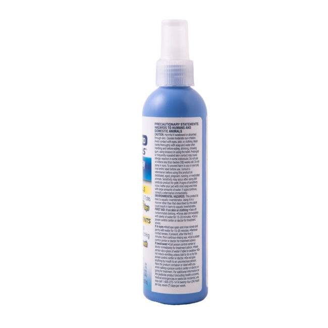 A flea and tick repellent spray for cats, Hartz SKU 3270001864