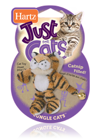 Hartz Just For Cats Jungle Cats with Catnip