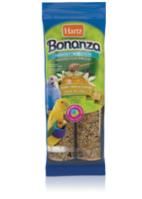 Hartz Bonanza® Parakeet Treat Sticks Honey Vanilla Flavor