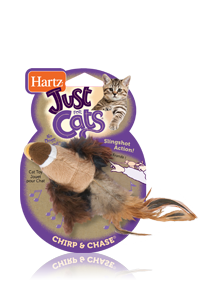 Hartz Just For Cats Chirp 'n Chase