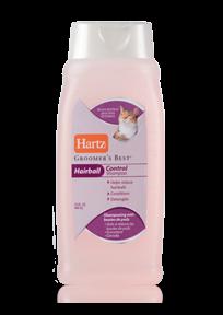 Hartz 174 Groomer S Best 174 Hairball Control Shampoo For Cats