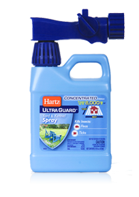 Hartz UltraGuard Yard and Kennel Spray