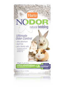 Hartz® Nodor® Natural Bedding for Small Animals - Hartz