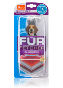 Hartz Groomers Best Fur Fetcher for Dogs