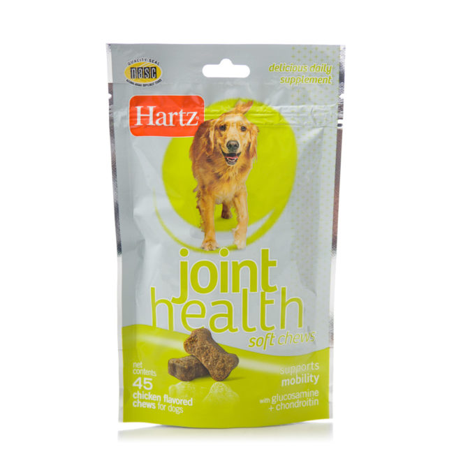 Chicken flavored soft chew treats for dogs of all sizes, Hartz SKU 3270014727
