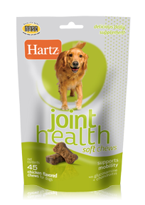 Hartz joint health soft chews for dogs hartz for Fish usa coupon code