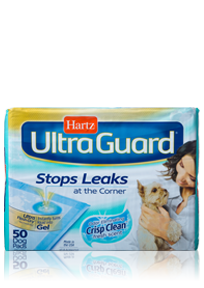 Hartz UltraGuard Dog Pads