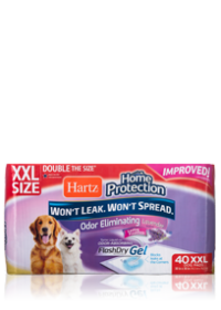 Hartz Home Protection Odor Eliminating XXL Dog Pads