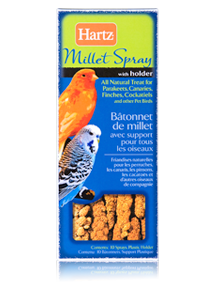 Hartz millet spray with holder hartz for Fish usa coupon code