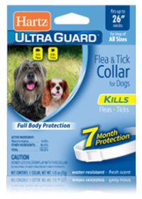 Hartz UltraGuard Flea and Tick Collar for Large Dogs