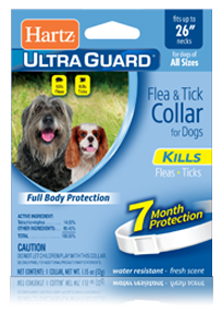 Hartz Ultraguard Flea And Tick Collar For Large Dogs Hartz