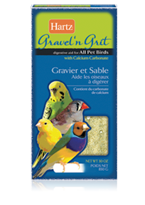 Hartz Gravel N Grit For All Pet Birds Hartz