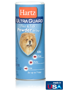 Hartz Ultraguard Flea Tick Powder For Dogs Hartz