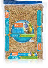 Hartz® Parakeets, Canaries, Finches for Small Birds