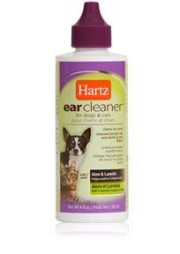 HartzR Ear CleanerTM For Dogs Cats