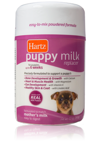 Hartz Puppy Milk Replacer