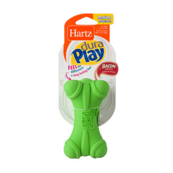 Green latex toy for teething and senior dogs, Hartz SKU 3270099282