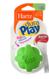 Soft green latex toy for small dogs, Hartz SKU 3270099394
