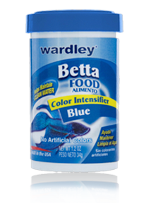 Wardley Betta Food Blue Hartz