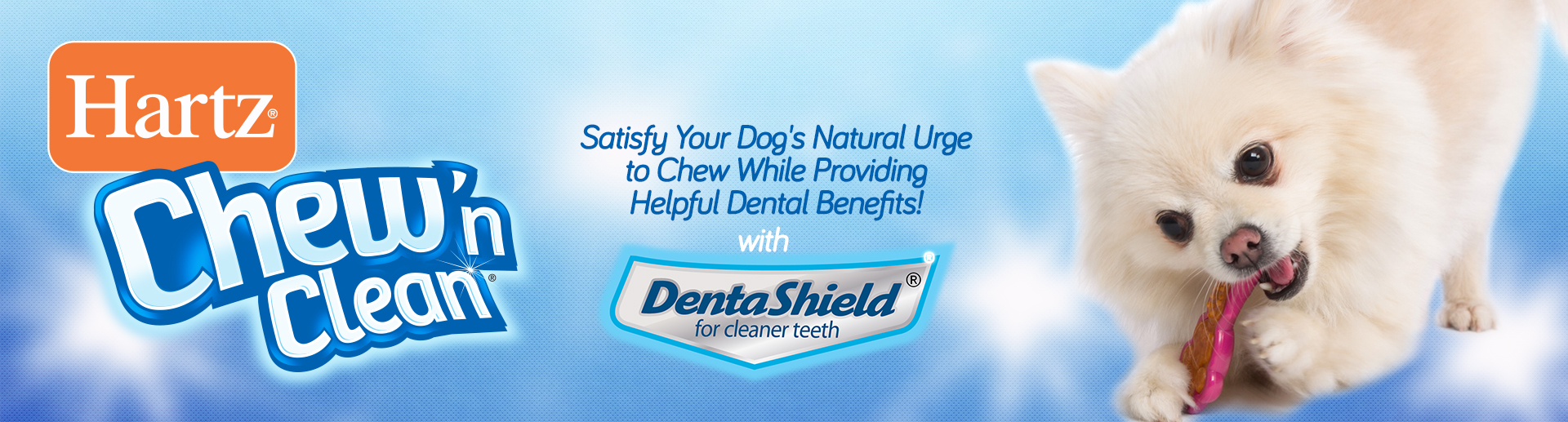 Chew n clean hartz for Fish usa coupon code