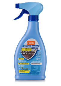 Hartz UltraGuard Plus Flea and Tick Home Spray