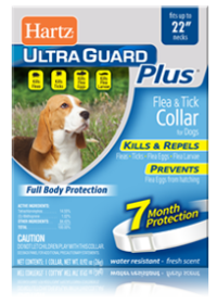 Hartz Flea and Tick Collar for Dogs