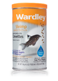 Wardley Shrimp Pellets Fish Food