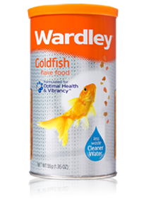 Wardley Goldfish Flake Food