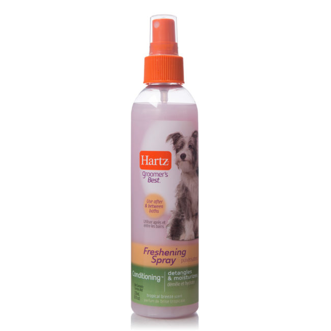 Conditioning spray for bathing and grooming dogs, Hartz SKU 3270015406