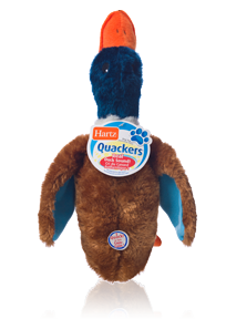Hartz Natures Collection Quackers Plush Large