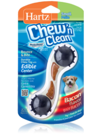 Hartz Chew 'n Clean Bounce & Bite Small / Medium