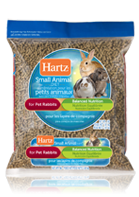 Hartz Pet Rabbit Diet