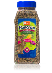 Hartz Bonanza Pet Rabbit Diet