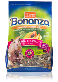 Hartz Bonanza® Hamster and Gerbil Diet