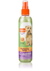 Hartz Groomers Best Odor Control Spray for Dogs
