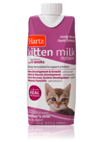 Hartz Kitten Milk Replacer Liquid Formula
