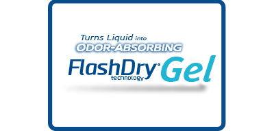 FlashDry Gel