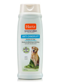 Dandruff shampoo for grooming dogs, no parabens, Hartz SKU 3270015463