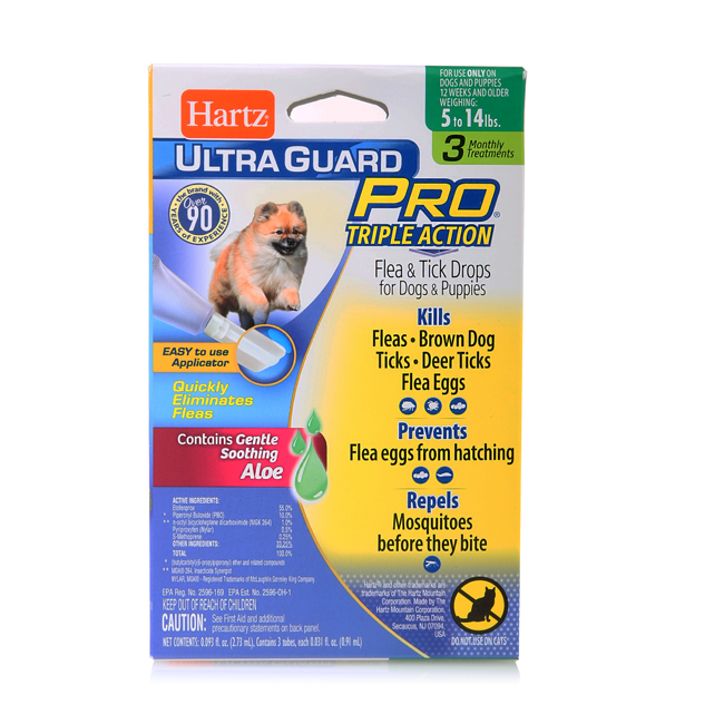 Hartz Ultraguard Pro Flea And Tick Drops For Dogs And Puppies 5