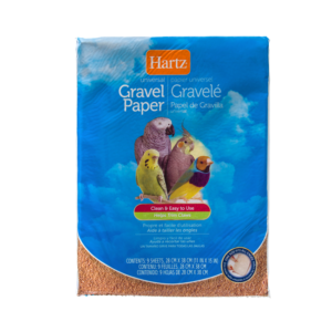hartz universal gravel paper, front of package