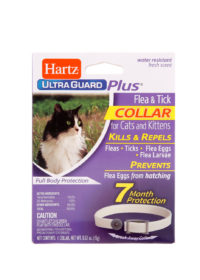 cat parasite protection, cat flea treatment, cat flea control, cat flea collars, kitten flea collars