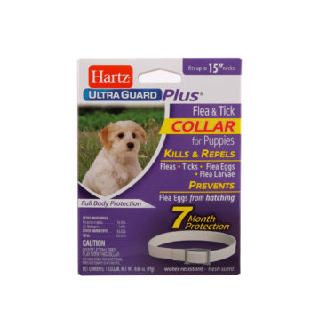 flea tick treatment, parasite control, puppy collars, flea & tick collars for puppies, flea collars