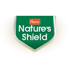 Nature's Shield Logo. Hartz Nature's Shield is a plant based flea and tick product.