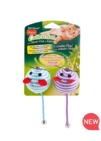 Hartz SKU#3270011232. Hartz cattraction with silver vine and catnip. Cat toys.