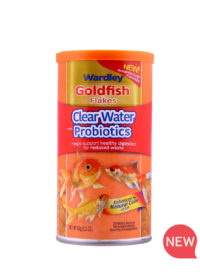 Wardley Clear Water goldfish food. Wardley SKU#4332415775
