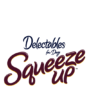 delectables dog treats, squeeze up